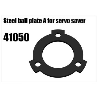 RS5 Modelsport Steel ball plate A for servo saver