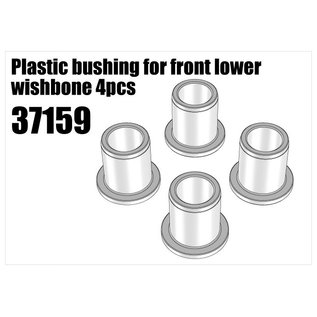 RS5 Modelsport Plastic bushing for front lower wishbone 4pcs