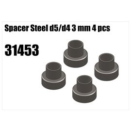 RS5 Modelsport Steel d5/d4 spacer 3mm