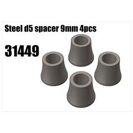 RS5 Modelsport Steel d5 spacer 9mm