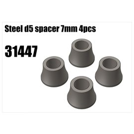 RS5 Modelsport Steel d5 spacer 7mm