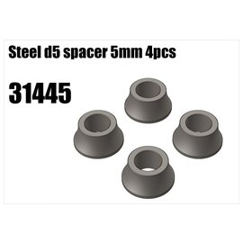 RS5 Modelsport Steel d5 spacer 5mm