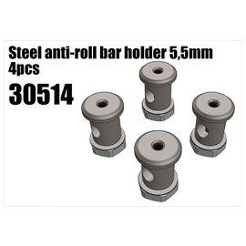 RS5 Modelsport Steel anti-roll bar holder 5,5mm
