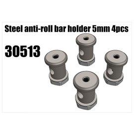 RS5 Modelsport Steel anti-roll bar holder 5mm