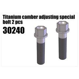 RS5 Modelsport Steel camber adjusting screw short