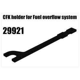 RS5 Modelsport CFK holder for Fuel overflow system