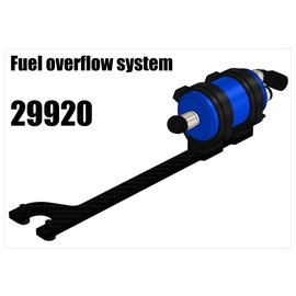 RS5 Modelsport Fuel overflow system