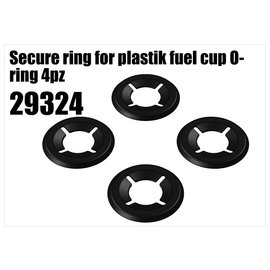 RS5 Modelsport Secure ring for plastik fuel cup O-ring