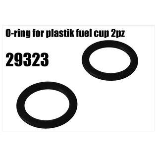 RS5 Modelsport O-ring for plastik fuel cup 2pcs