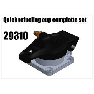 RS5 Modelsport Quick refueling cup complette set