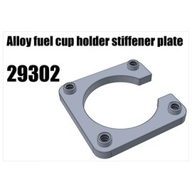 RS5 Modelsport Alloy fuel cup holder stiffener plate