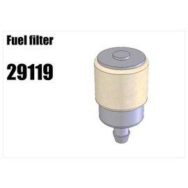 RS5 Modelsport Fuel filter