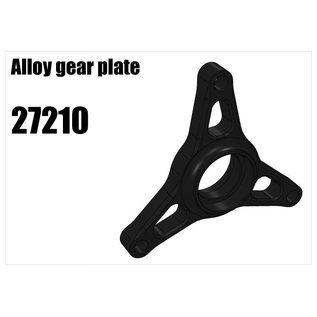RS5 Modelsport Alloy gear plate