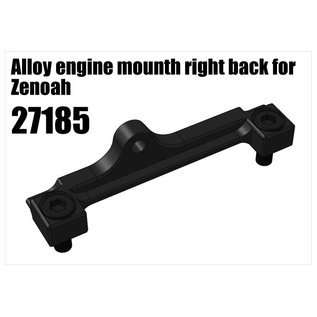 RS5 Modelsport Alloy engine mount right back for Zenoah