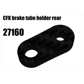 RS5 Modelsport CFK brake tube holder rear