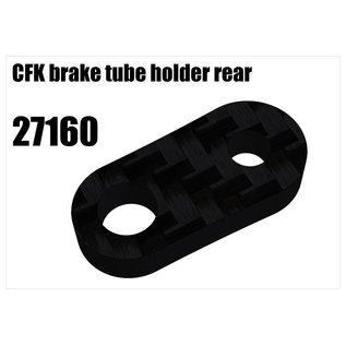 RS5 Modelsport CFK brake tube holder rear