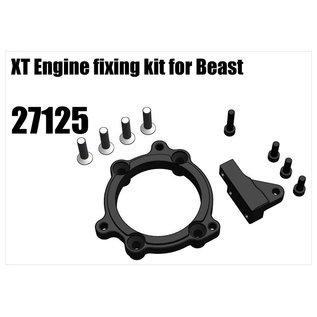 RS5 Modelsport XT Engine fixing kit for Beast (27003, 27195)