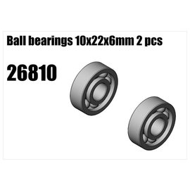 RS5 Modelsport Clutch bell bearings 10x22x6