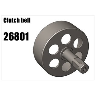 RS5 Modelsport Clutch bell