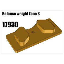 RS5 Modelsport Balance weight Zone 3