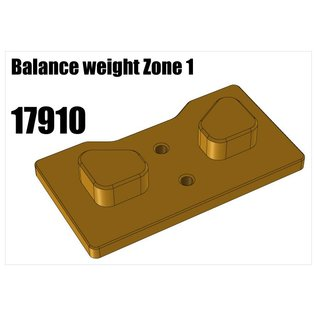 RS5 Modelsport Balance weight Zone 1