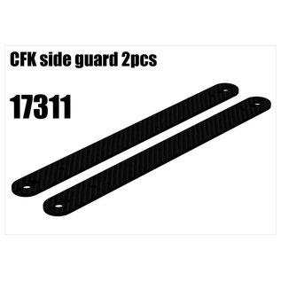 RS5 Modelsport CFK side guards 2pcs