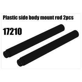RS5 Modelsport Plastic side body mount rod