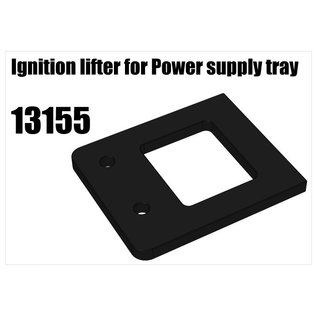RS5 Modelsport Ignition lifter for Power supply tray