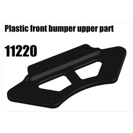 RS5 Modelsport Plastic front bumper upper part