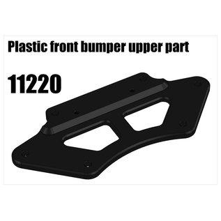 RS5 Modelsport Plastic front bumper upper part