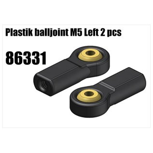RS5 Modelsport Plastik balljoint M5 left 2pcs