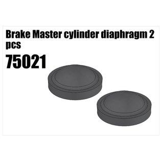 RS5 Modelsport Brake Master cylinder diaphragm 2pcs