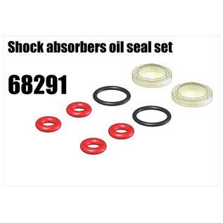 RS5 Modelsport Shock absorbers oil seal set