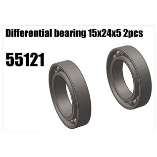 RS5 Modelsport Differential bearing 15x24x5 2pcs