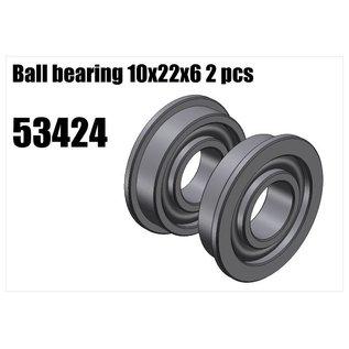 RS5 Modelsport Ball bearing 10x22x6 2pcs