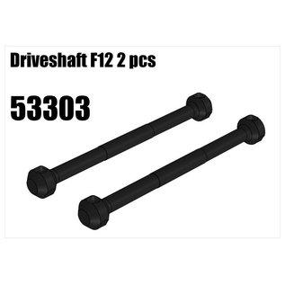RS5 Modelsport Steel ball drive driveshaft 2pcs