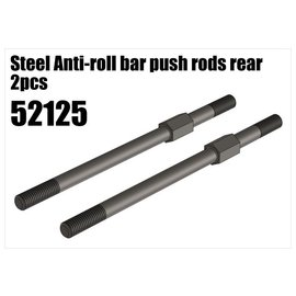 RS5 Modelsport Steel Anti-roll bar push rods rear