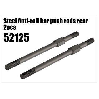 RS5 Modelsport Steel Anti-roll bar push rods rear 2pcs