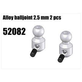RS5 Modelsport Alloy balljoint 2.5mm
