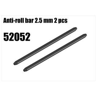 RS5 Modelsport Anti-roll bar 2.5mm 2pcs
