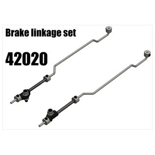 RS5 Modelsport Brake linkage set