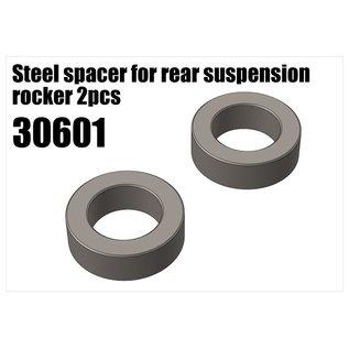 RS5 Modelsport Steel spacer for rear suspension rocker 2pcs
