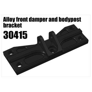 RS5 Modelsport Alloy front damper and bodypost bracket