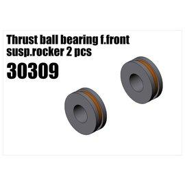 RS5 Modelsport Thrust ball bearing f.front susp.rocker