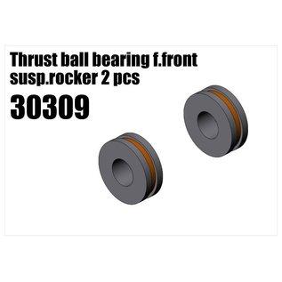 RS5 Modelsport Thrust ball bearing f.front susp.rocker 2pcs