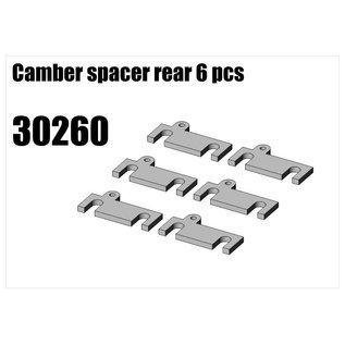 RS5 Modelsport Camber spacer big 6pcs