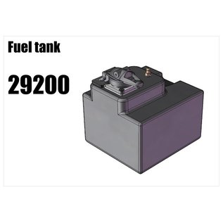 RS5 Modelsport Fuel tank