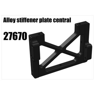 RS5 Modelsport Alloy stiffener plate central