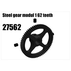 RS5 Modelsport Steel gear modul 1 62 teeth
