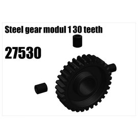 RS5 Modelsport Steel gear modul 1 30 teeth